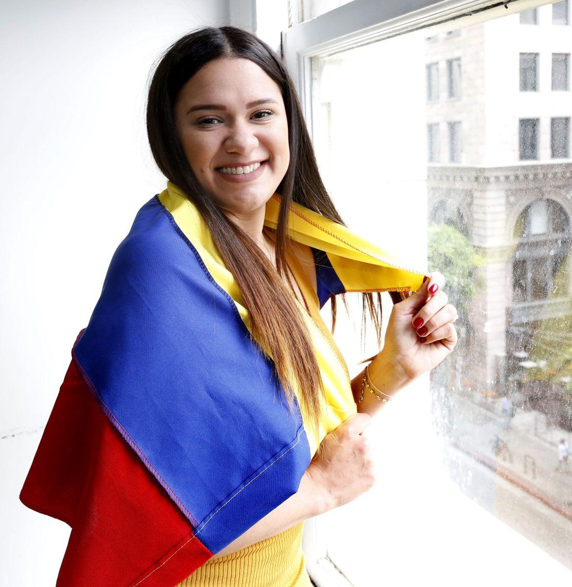 Joven activista venezolana obtiene asilo político en EEUU