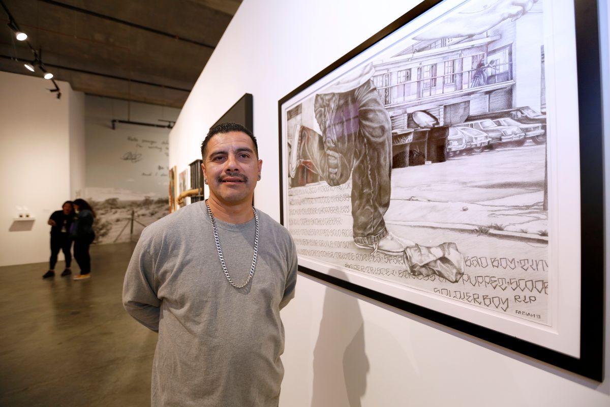 'El arte es el ingrediente para enfrentar las penas'