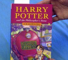 Encuentran libros de Harry Potter valorados en miles de dólares