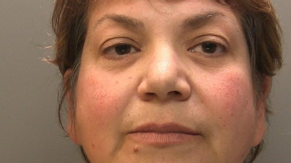 Zholia Alemi fue hallada culpable.