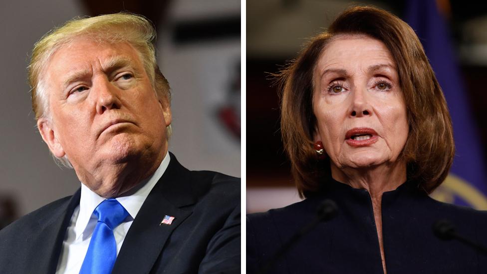 """3 preguntas para entender la """"agresiva"""" batalla política que se libra en Estados Unidos"""