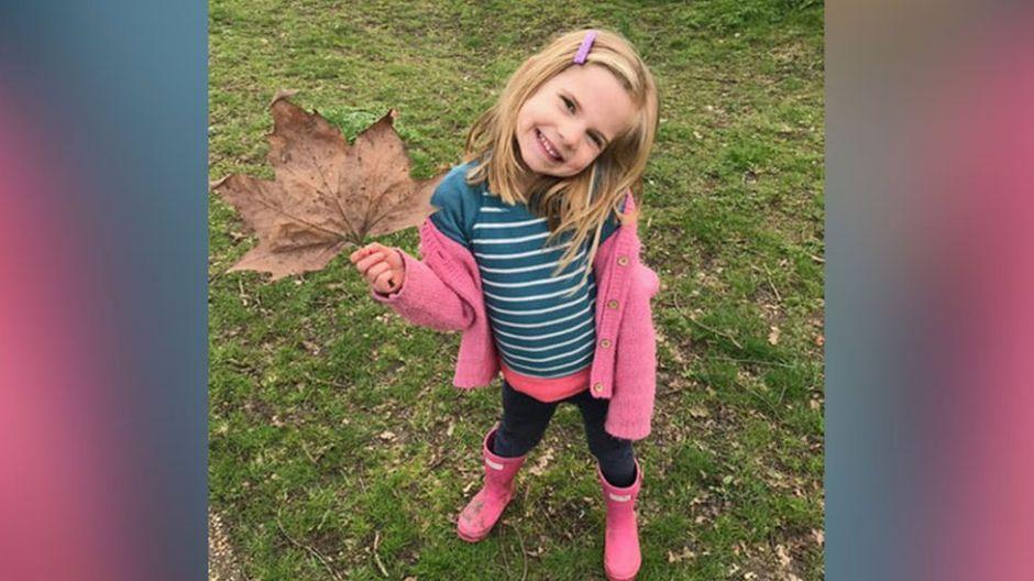 La extraña alergia que puede matar a una niña de cinco años por la leche de vaca