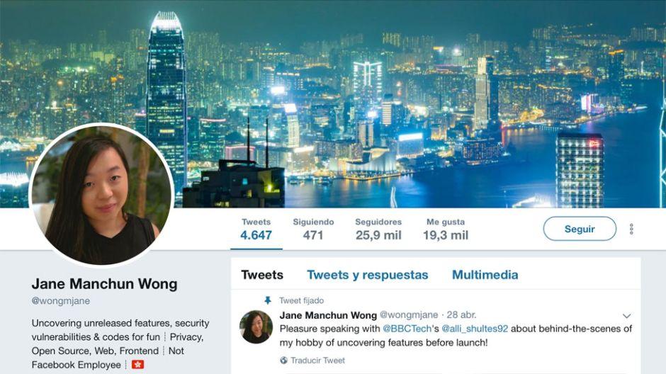 Jane Manchun Wong: la joven a la que le temen Facebook, Instagram y otros grandes de Silicon Valley