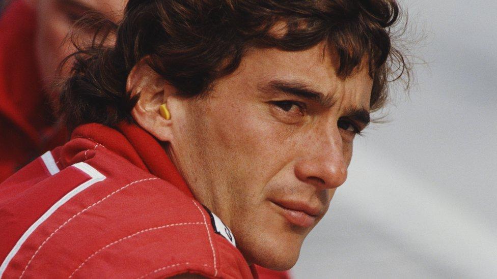 La leyenda de Ayrton Senna sigue viva a 25 años de su muerte en Imola