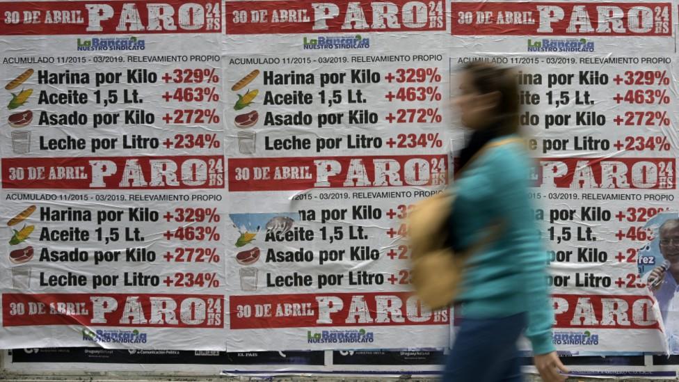 Crisis en Argentina: por qué hay que ir a 3 tiendas para un comprar un producto