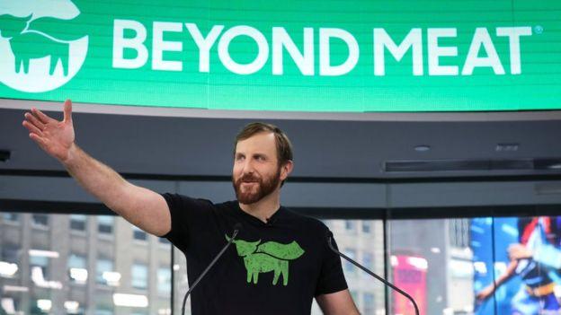 """El explosivo crecimiento del negocio de la """"carne vegana"""""""