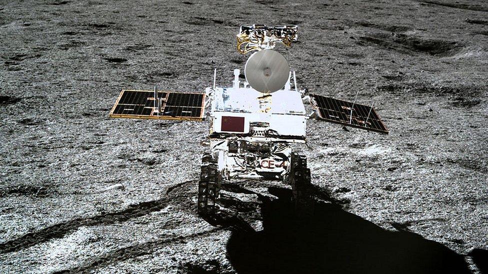 Chang'e-4: los hallazgos de la sonda china que confirman el gran impacto en la cara oculta de la Luna