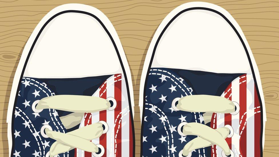 Estados Unidos importa de China la mayoría del calzado.