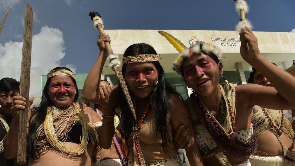 La tribu amazónica que logró una victoria sin precedentes sobre sus tierras