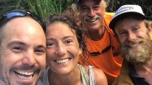 Encuentran con vida a excursionista que llevaba 17 días desaparecida en Hawaii