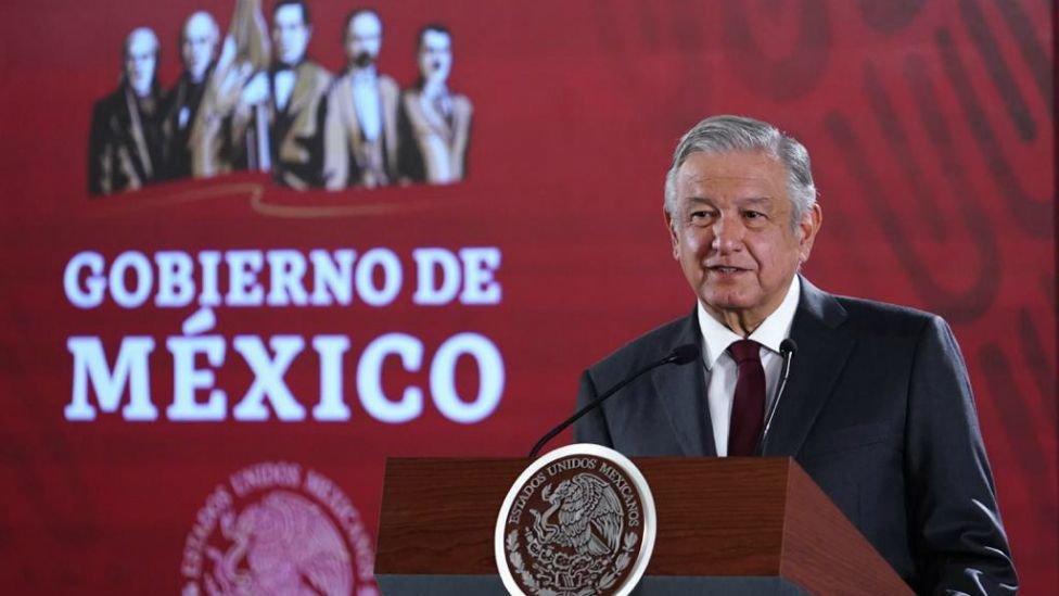 López Obrador convoca a acto de unidad nacional y amistad con EEUU el sábado