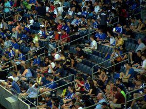 """Concejal pide ley """"anti lluvia"""" en juegos de Yankees y Mets para evitar esperas eternas"""