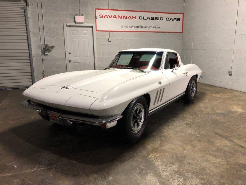 Increíble: Este Chevrolet Corvette de 1965 ha sobrevivido intacto todos estos años