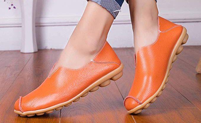 7 modelos de zapatos planos con los que podrás caminar todo el día sin lastimarte los pies