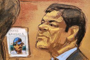 """Fiscales piden al juez negar nuevo juicio a """"El Chapo"""""""