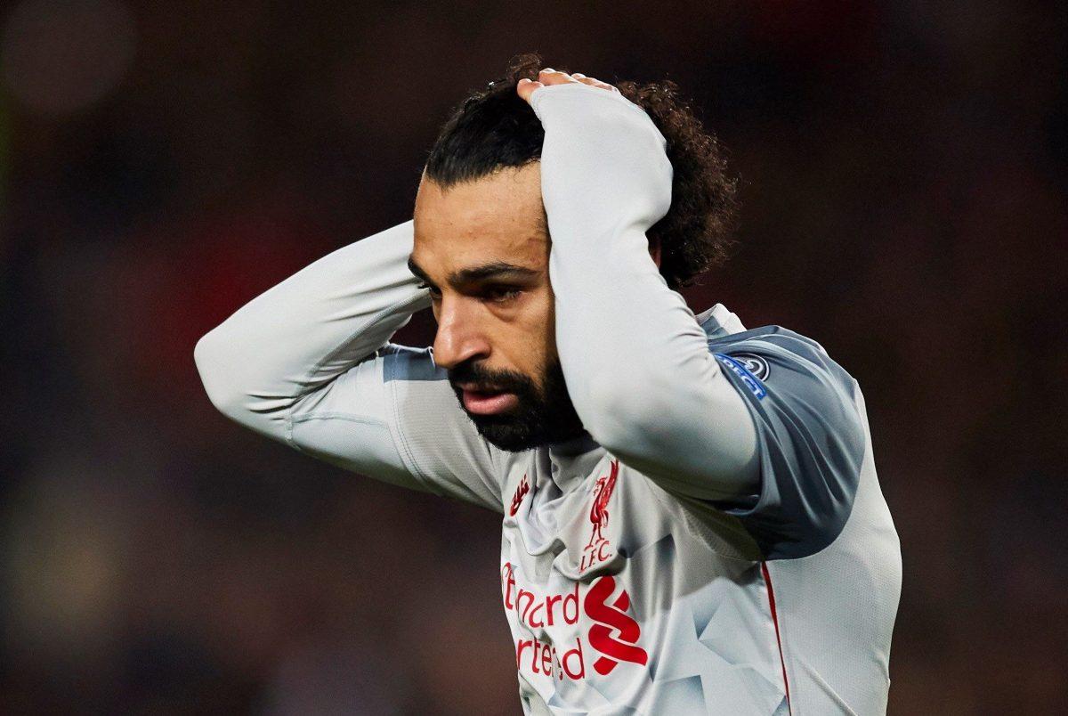 Liverpool no tendrá a Salah y Firmino para enfrentar al Barcelona