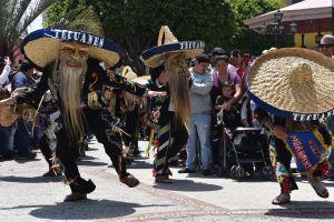 Fiestas del Cinco de Mayo celebran la cultura latina en Los Ángeles