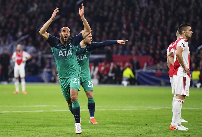 Tottenham logra histórico y dramático boleto a la final de la Champions