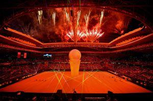 Catar inaugura el primer estadio construido desde cero para el Mundial 2022