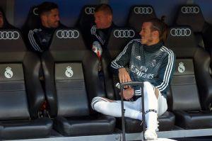 ¡Le 'Bale' la solidaridad! Gareth Bale abandonó al Real Madrid, se fue del estadio antes del final del partido de la Copa del Rey