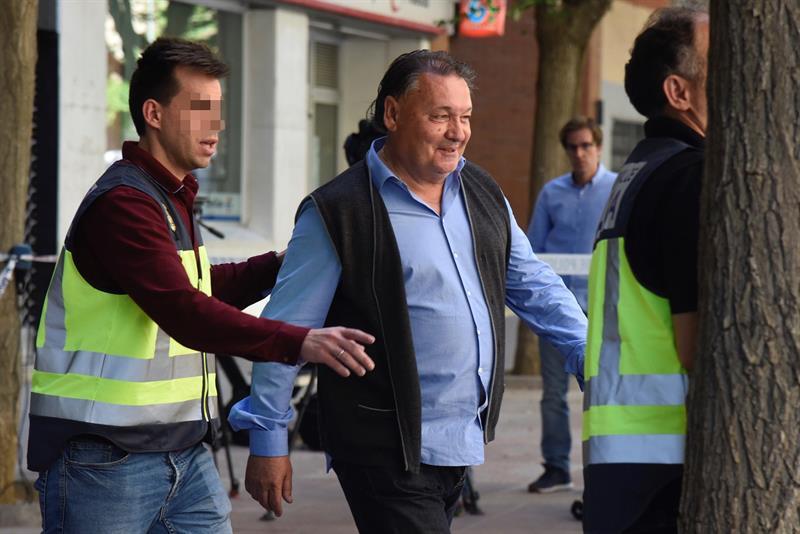 La Operación Oikos dejó once detenidos en España por presunto amaño de partidos de fútbol