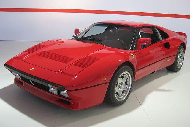 Criminal roba Ferrari 288 GTO durante prueba de manejo, ¿cómo lo hizo?