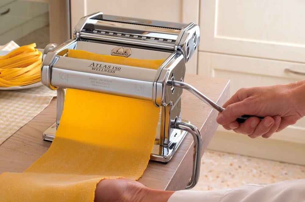 Las 5 mejores máquinas para hacer pasta artesanal en casa