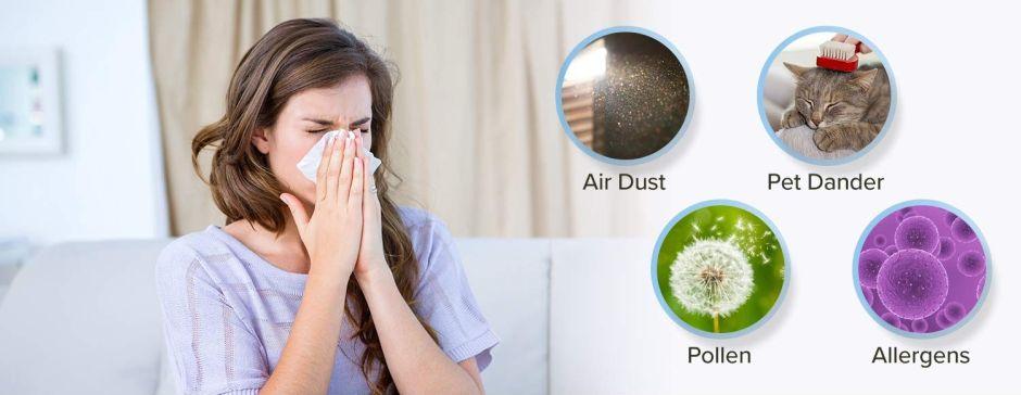 Los 3 mejores purificadores de aire para evitar alergias e infecciones