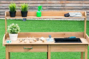 Los 7 mejores estantes organizadores para tus implementos de jardinería