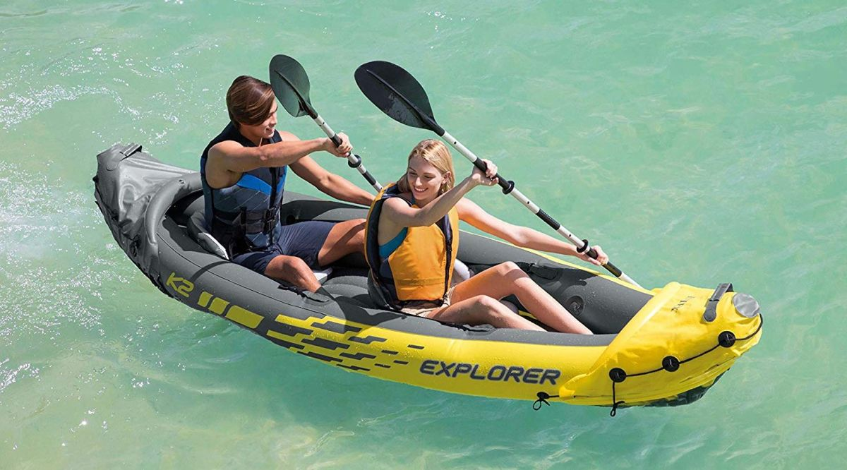 Los 6 mejores kayaks para usar tanto en la playa como en el río