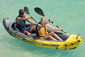 Niño de 10 años, el más joven en recorrer el Gran Cañón en Kayak