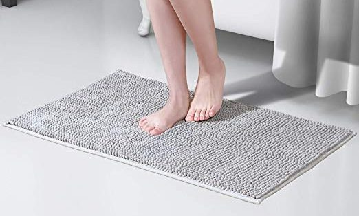 Las 6 mejores alfombras para no resbalarte al salir de la ducha