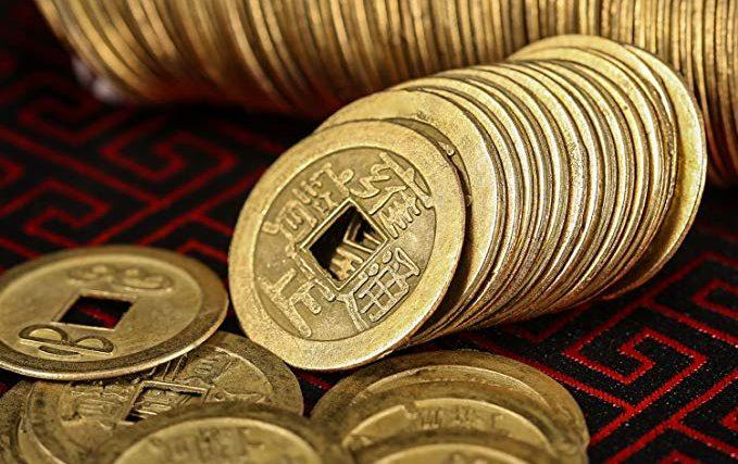 ¿Por qué siempre debes llevar monedas chinas en tu cartera?