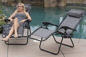 Las 6 mejores sillas reclinables para disfrutar de los días de sol en tu patio