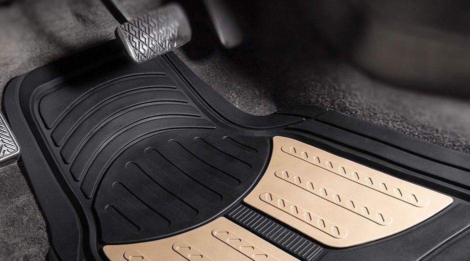 Los 7 mejores sets de alfombras para proteger el piso de tu auto