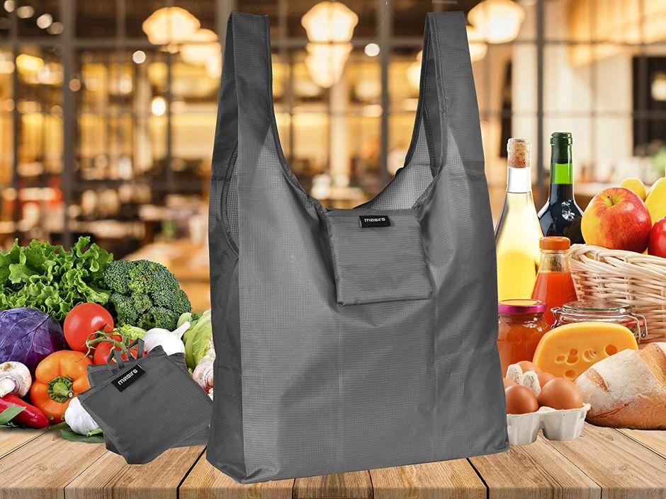 Las 5 mejores bolsas de compras ecológicas para dejar de usar las bolsas plásticas