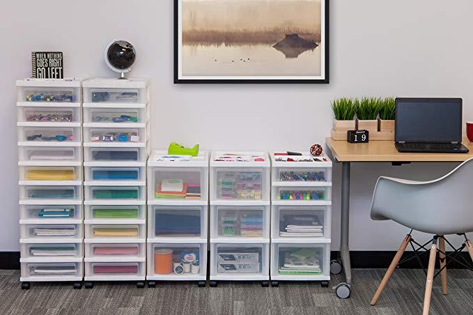 8 organizadores que podrás usar para mantener cada espacio de tu casa en orden
