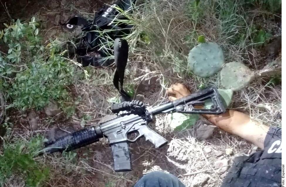 Espiral de violencia en México