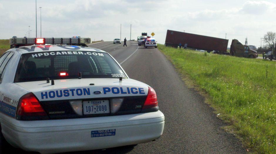 Houston: 245 conductores arrestados por conducir intoxicados durante fin de semana festivo