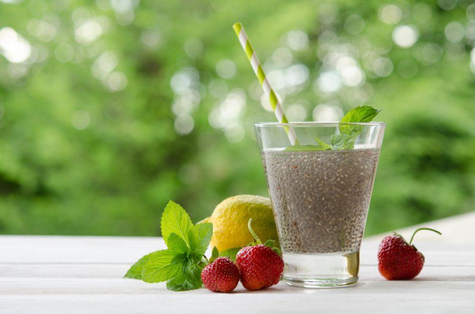 Cómo aplicar chia para bajar de peso en tu vida diaria