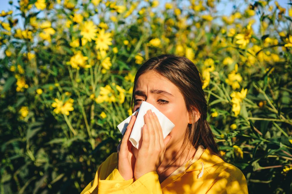 ¿Tienes alergia al polen? Aprende cómo prevenirla