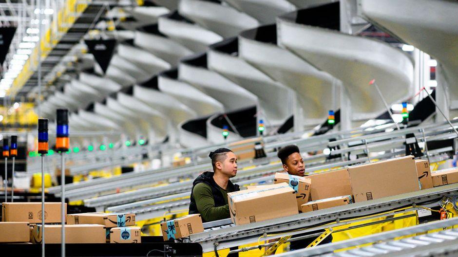 Amazon pretende hacer que trabajar con ellos sea como estar en un videojuego