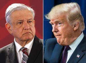 """Trump considerará organizaciones terroristas a los cárteles mexicanos y habla de """"limpiarlo todo"""""""