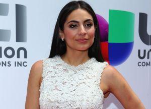 Las rayas también son sexys y más en la piel de Ana Brenda Contreras