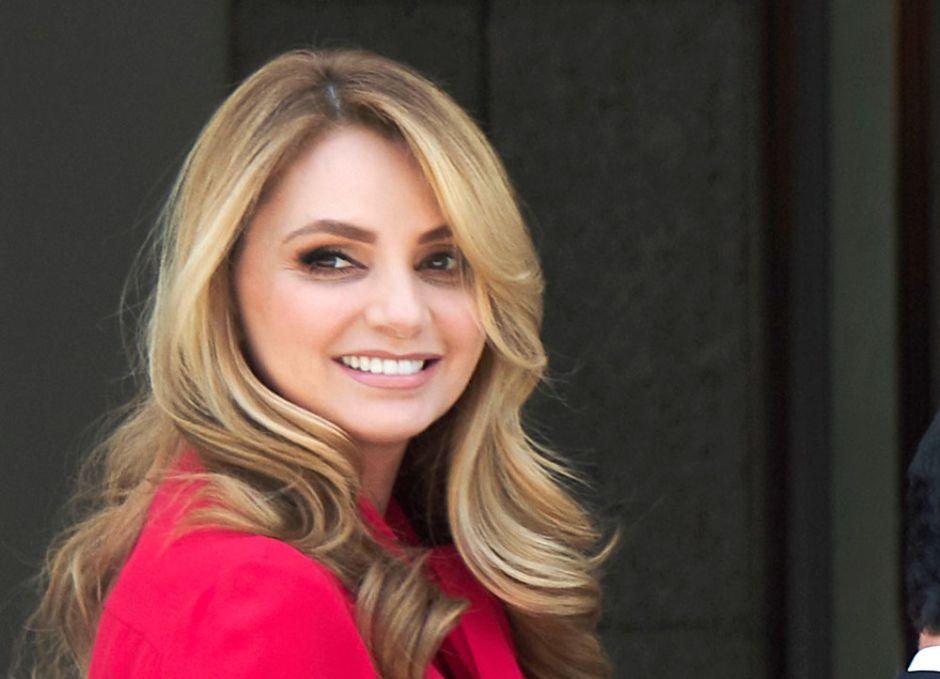 Angélica Rivera, La Gaviota, visita Televisa… ¿Ya tiene telenovela en puerta?