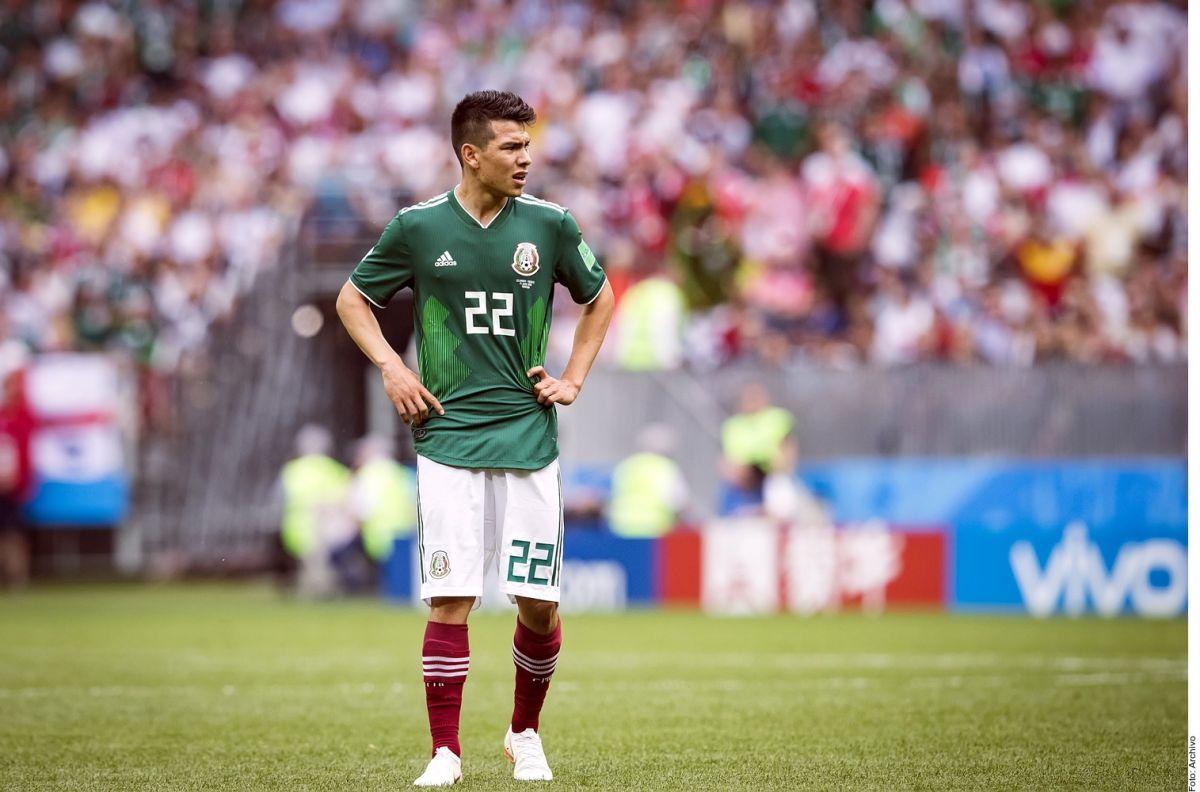 """En Italia aseguran que el """"Chucky"""" Lozano fichará con el Napoli"""