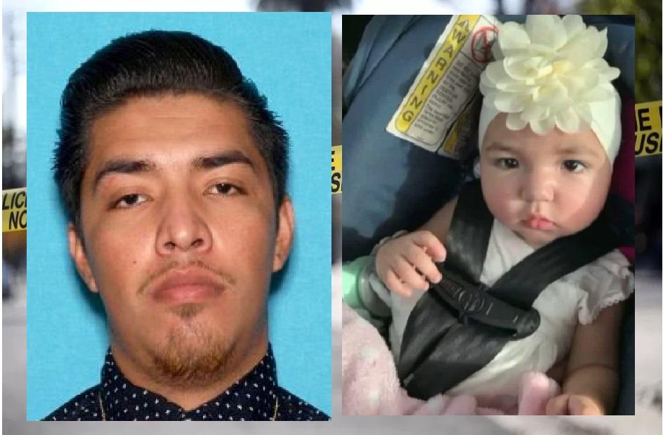 Padre de niña hallada muerta en Bellflower se entregó en la frontera con México