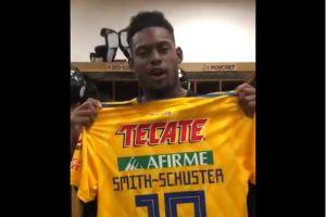 Estrella de Pittsburgh Steelers presume en sus redes un jersey de Tigres