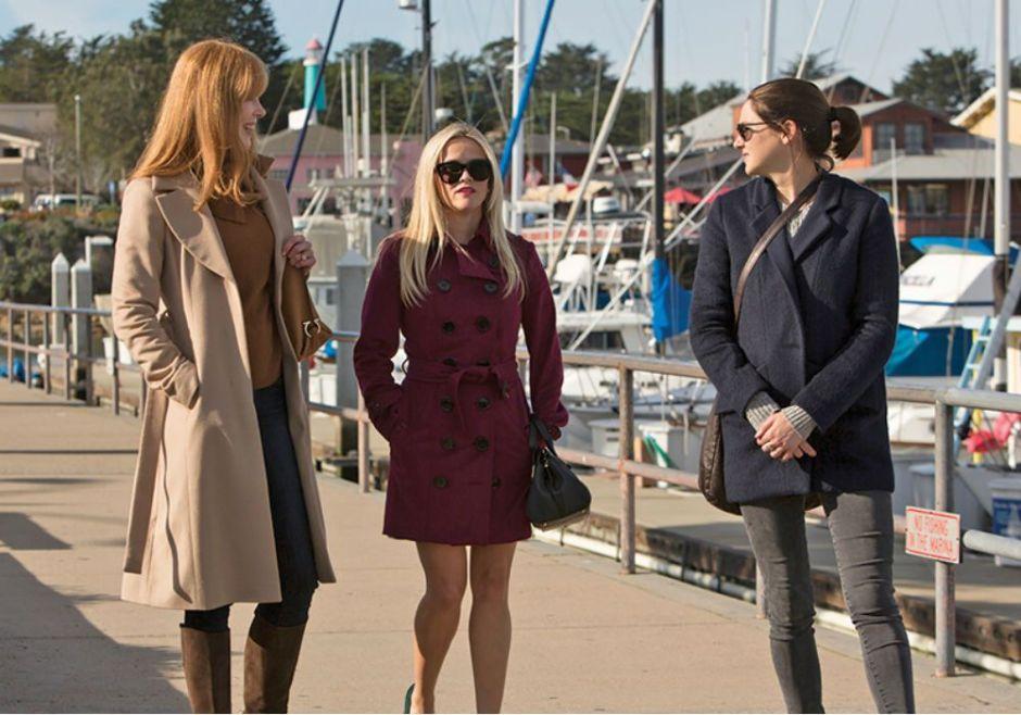 """Todo está listo para la segunda temporada de la serie de HBO """"Big little lies"""""""
