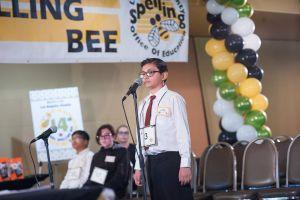 Estudiante de Montebello participará en el concurso 'Spelling Bee' a nivel estatal